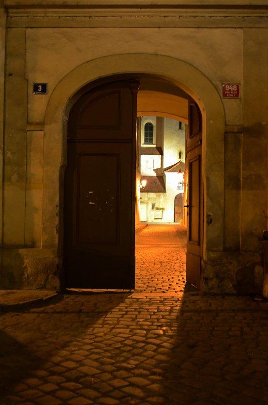 Дверь в другой мир - Николай Рогаткин