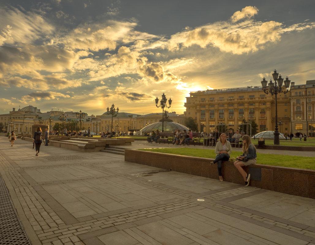 НЕМНОГО ЗОЛОТА ПО ВЕЧЕРАМ - Александр Шурпаков