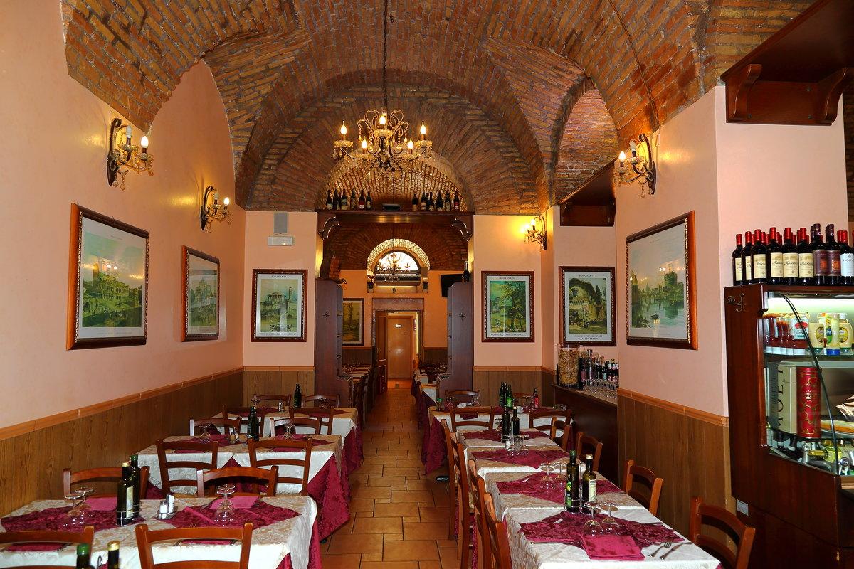 Римский ресторанчик - ALEX KHAZAN