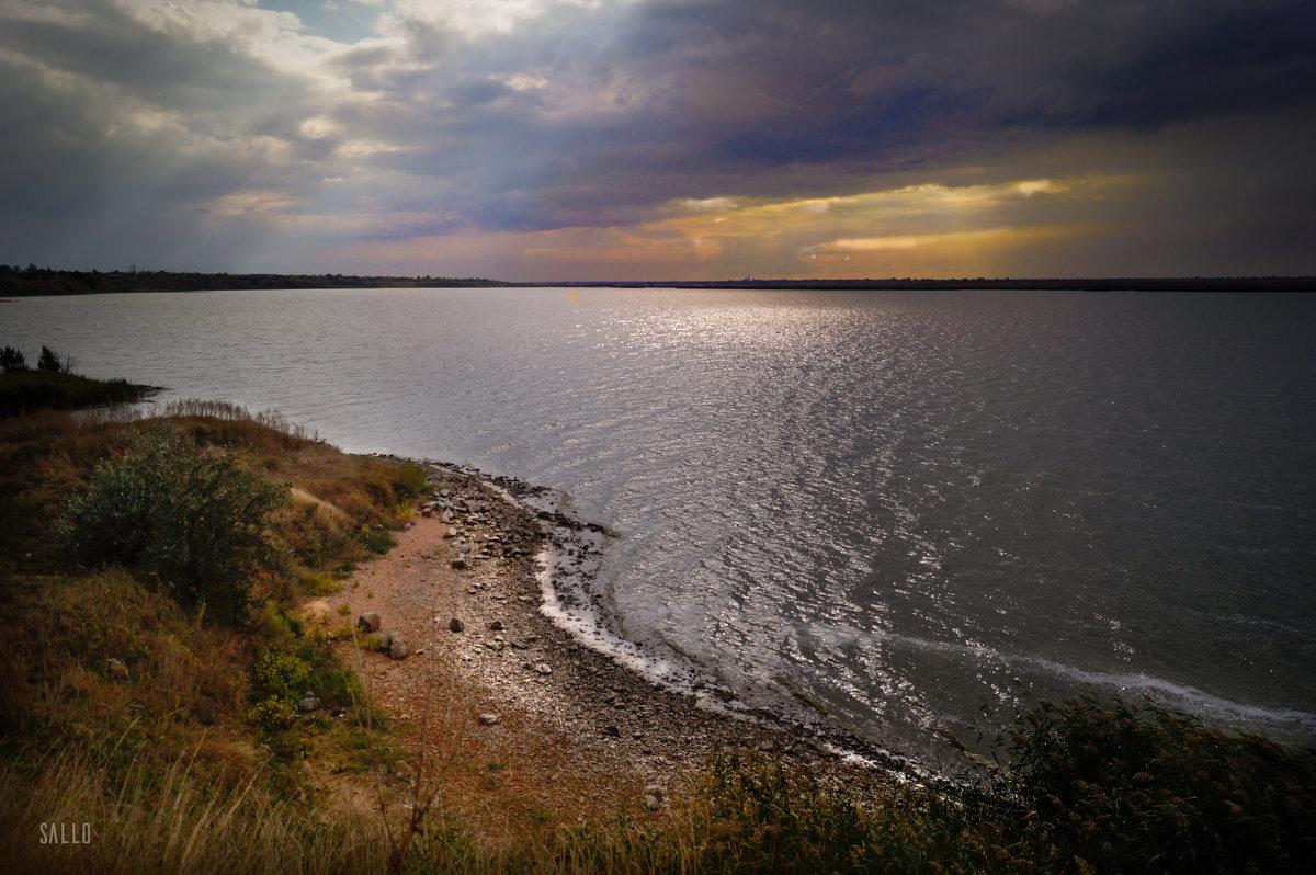 Озеро Китай - Алексей Салло