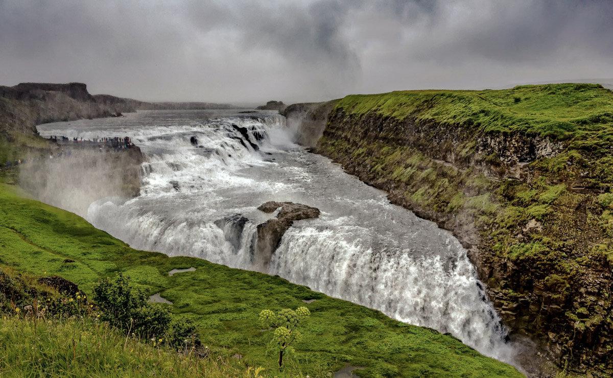 Iceland 07-2016 Gulfoss - Arturs Ancans