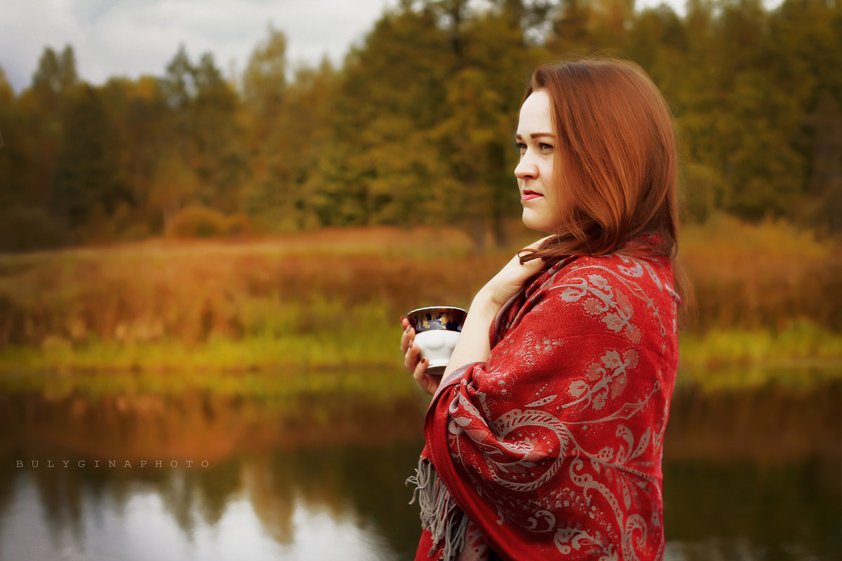 Аня - Александра Булыгина