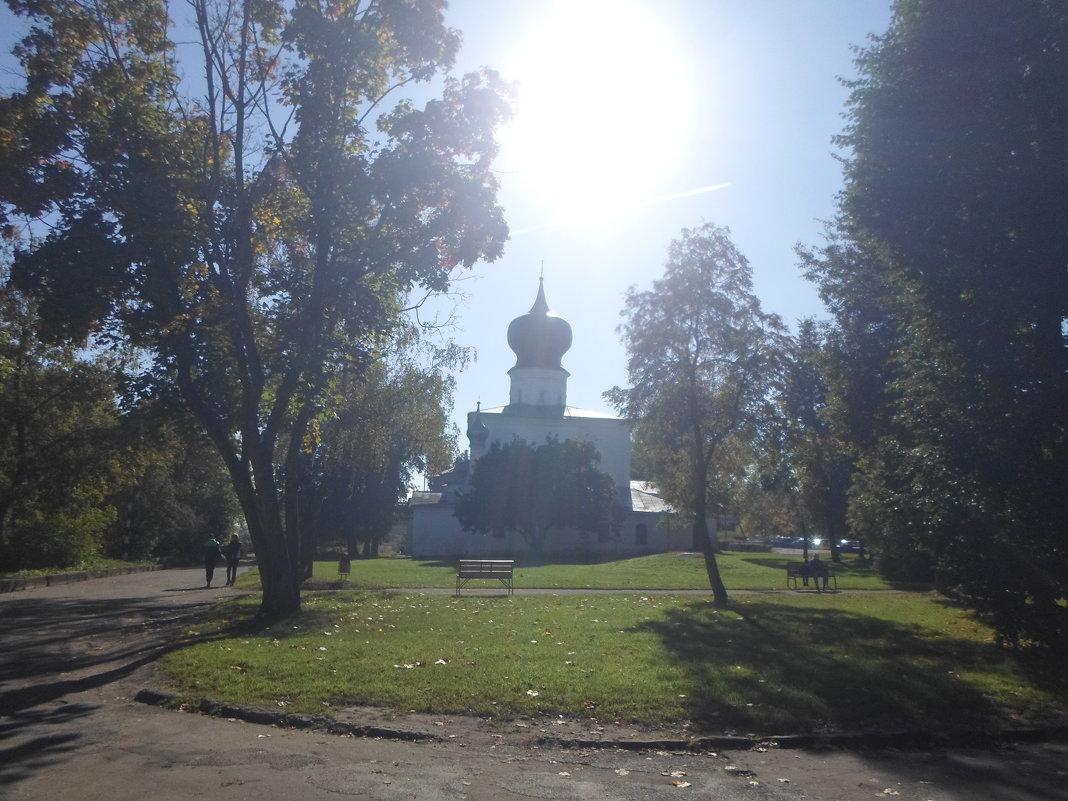 Церквушка - BoxerMak Mak