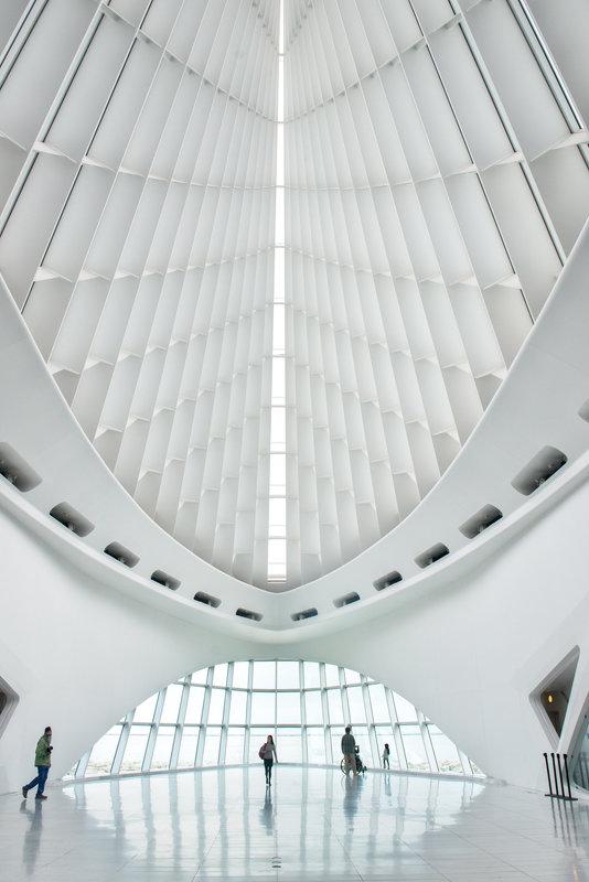 Арт-музей, Милуоки - MVMarina