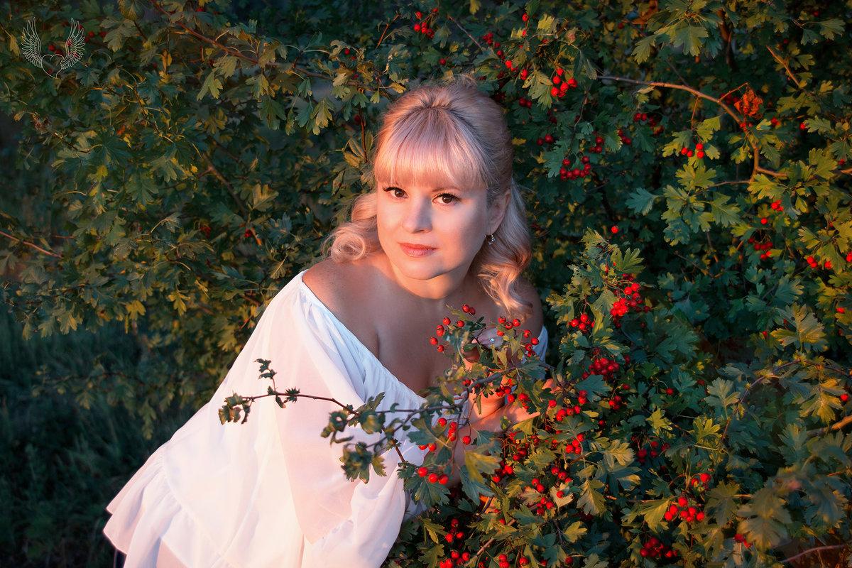 первые краски осени... ) - Райская птица Бородина