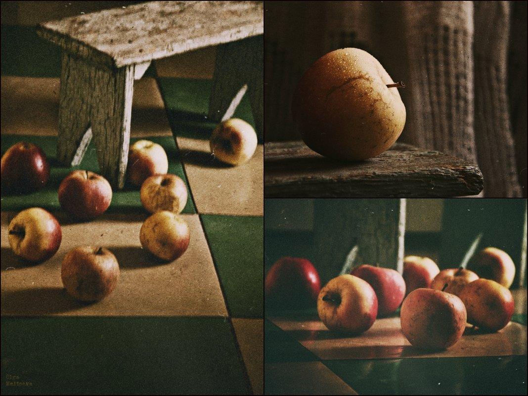 Яблочные истории - Ольга Мальцева