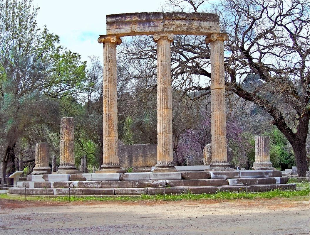 археологический музей Древней Олимпии - Yorika