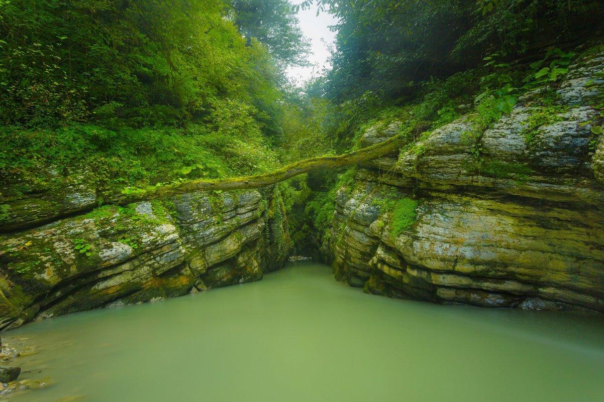 Хашупсинский каньон, Абхазия - Кирилл Малов