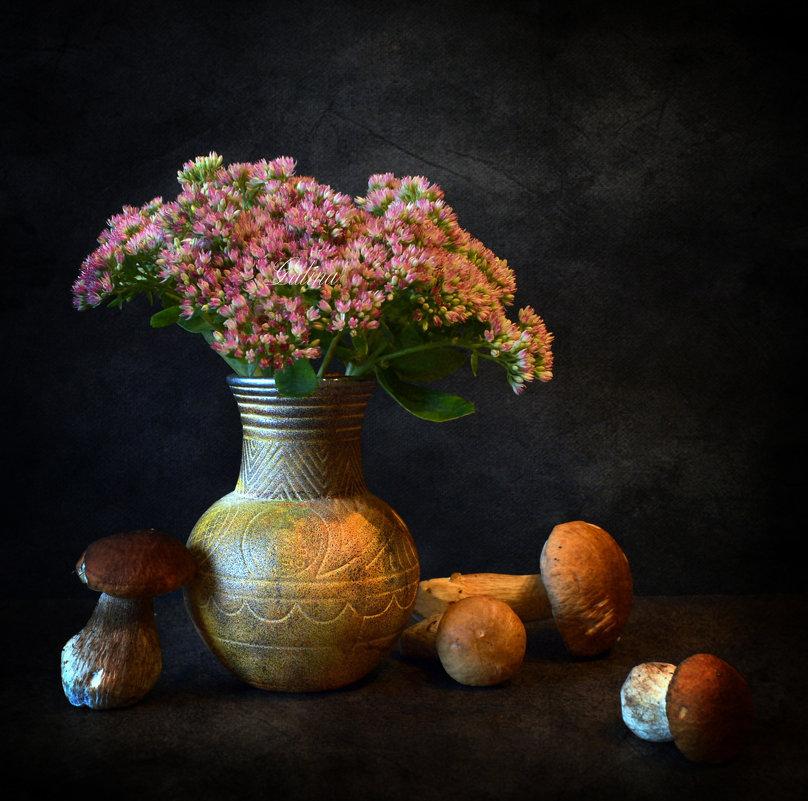 С грибами - Галина Galyazlatotsvet