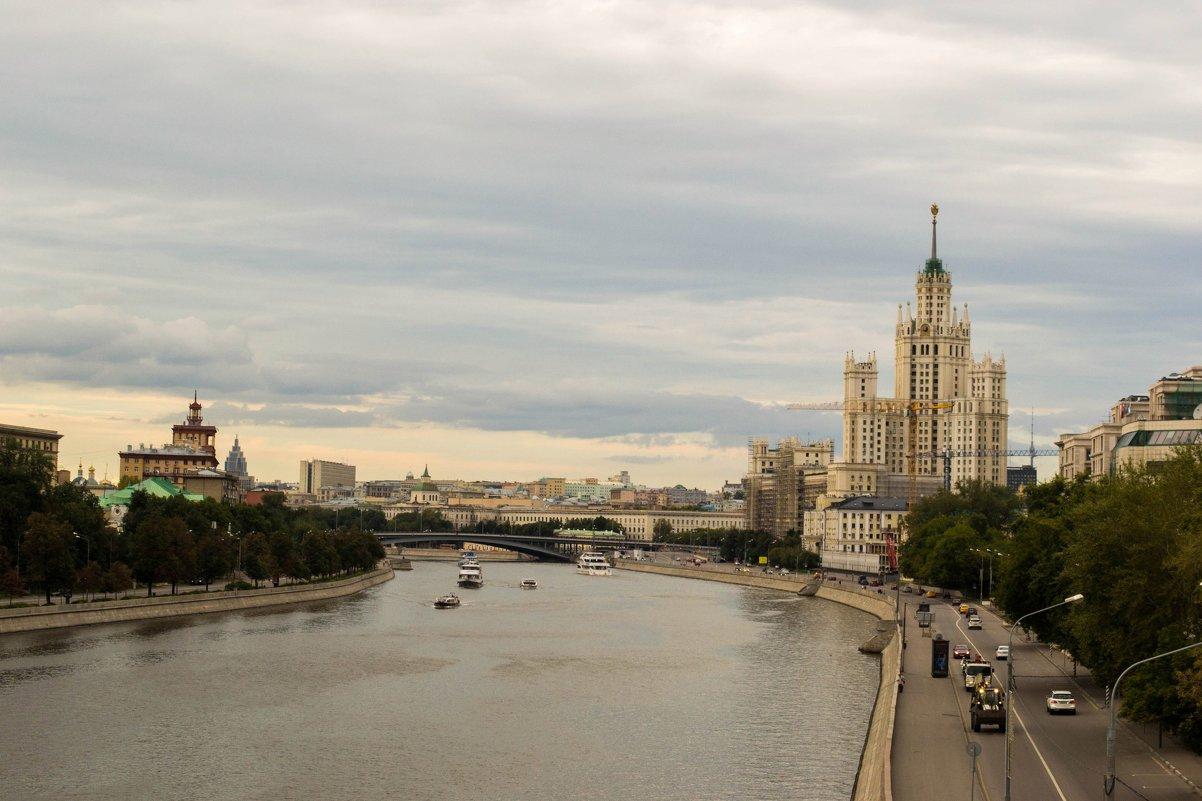 Москва - Julia Tyagunova