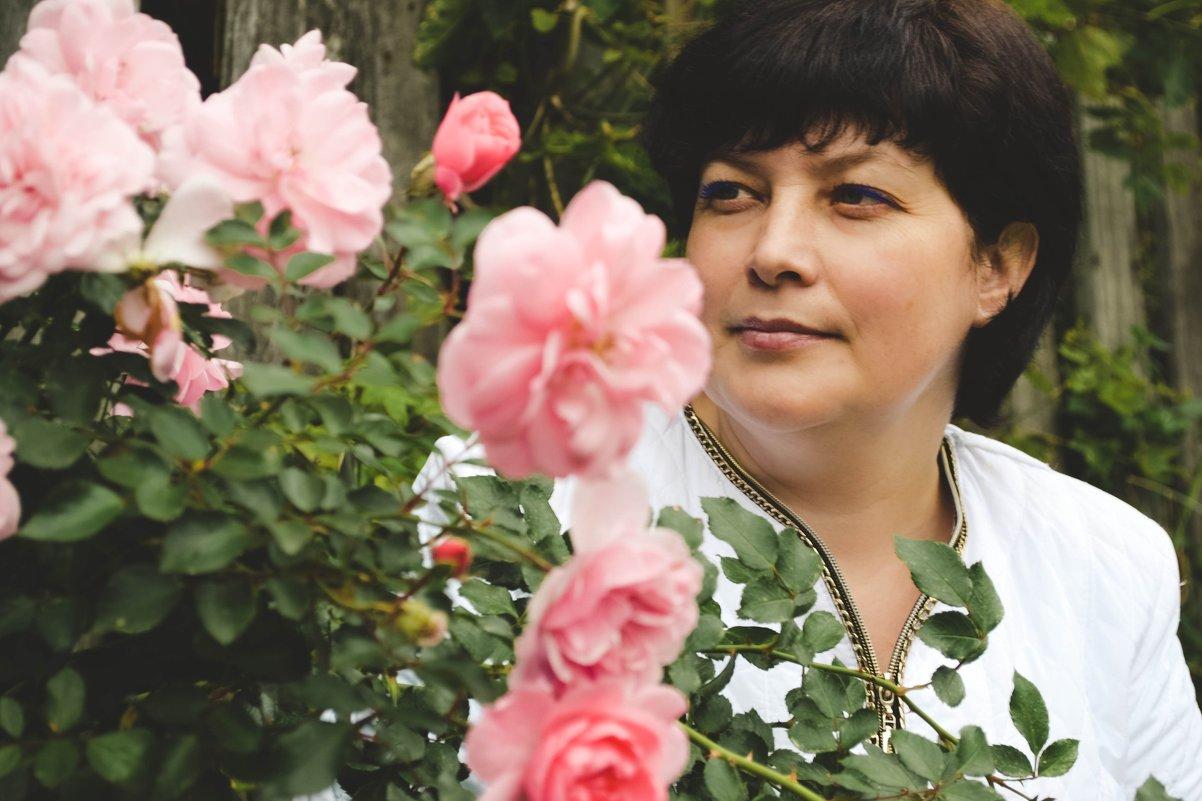 Женщина - Julia Tyagunova
