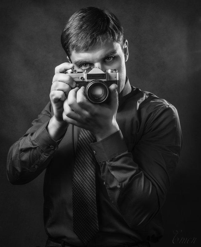 Автопортрет - Андрей Степуленко