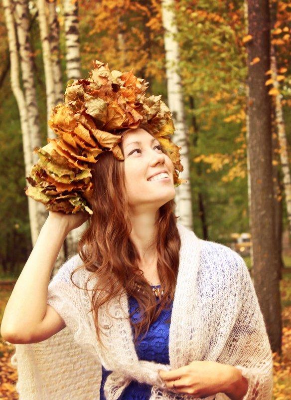 Мисс Осень - Регина Сихаева