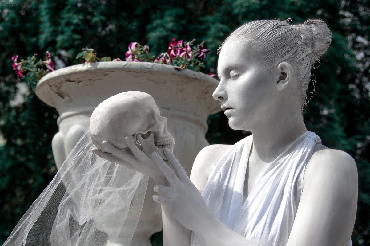 Статуя - Евгения Осипова
