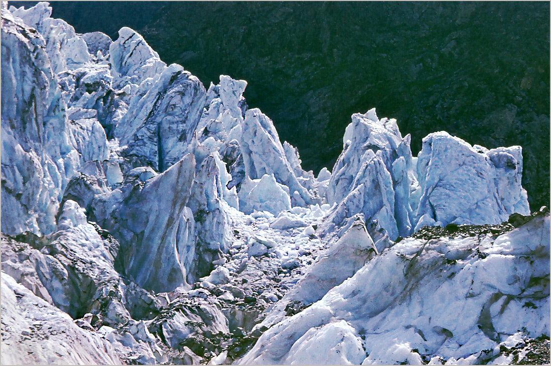Ледник в горах - Lmark