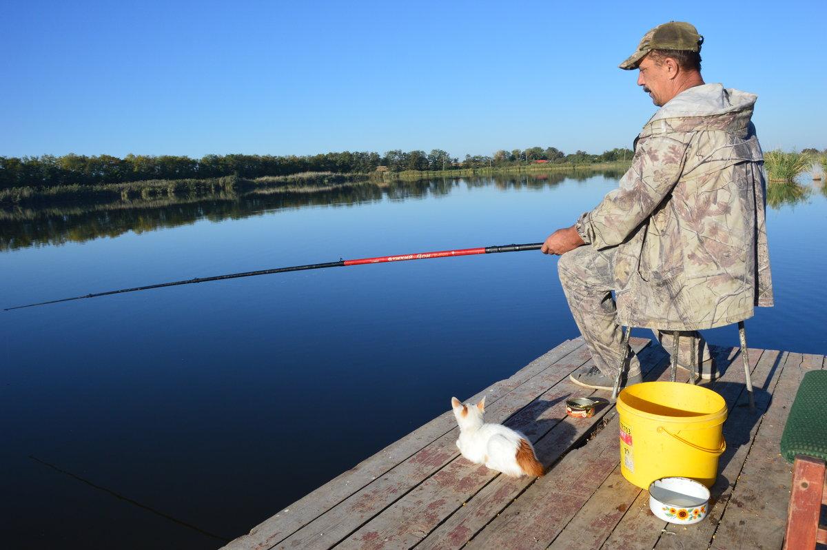 Ловись рыбка большая и маленькая. - Виктор ЖИГУЛИН.