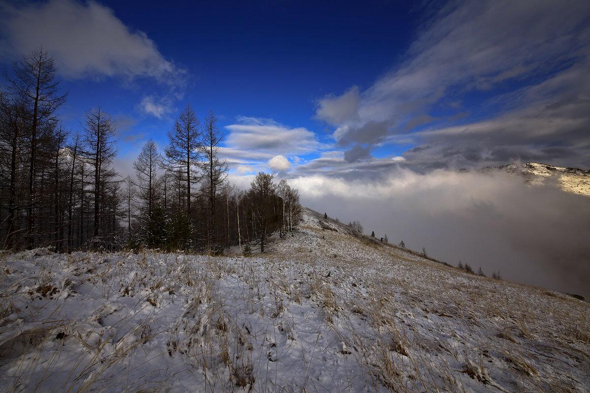 На горы взор, пусть неутомимым будет 8 - Сергей Жуков