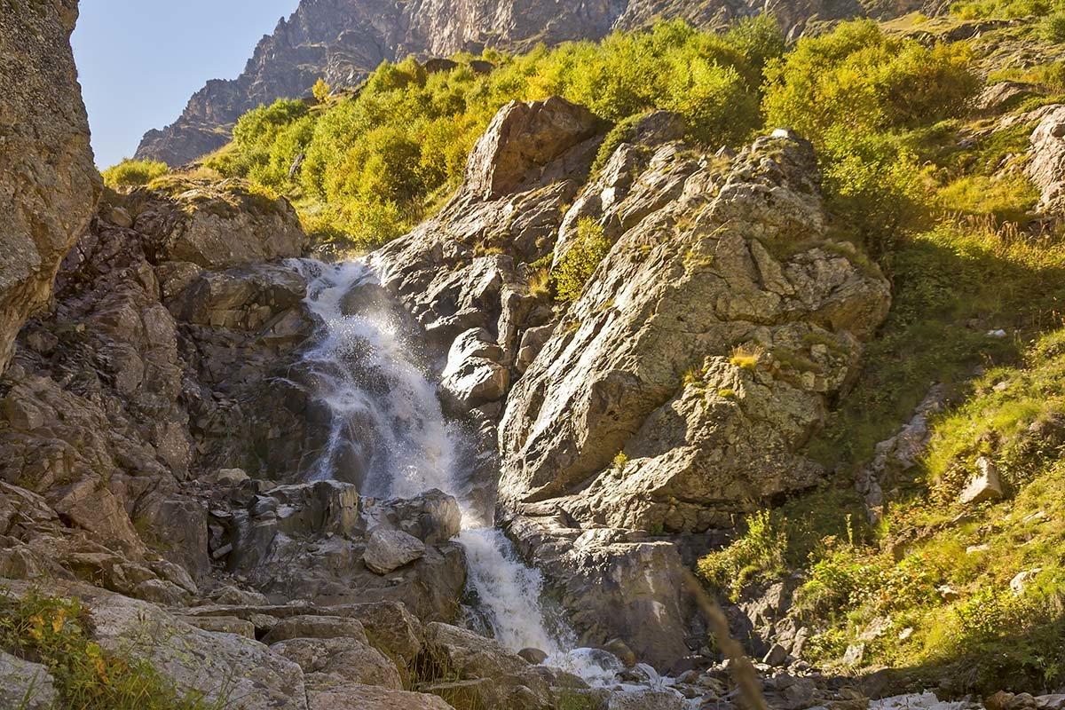 жемчужный водопад - Ирина Рассветная