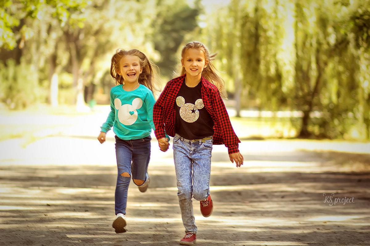 Детство,детство ты куда бежишь.... - Кристина Kottia