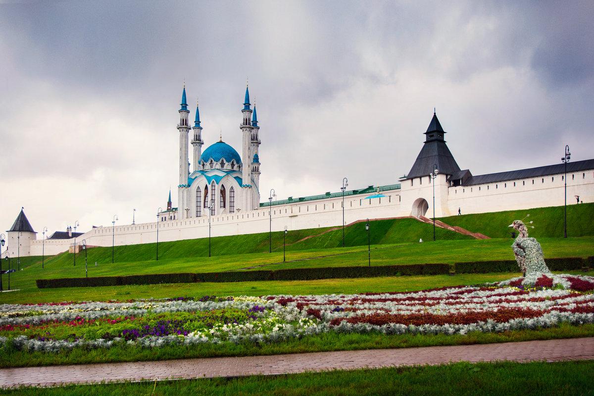 Мечеть Кул-Шариф - Лия Таракина