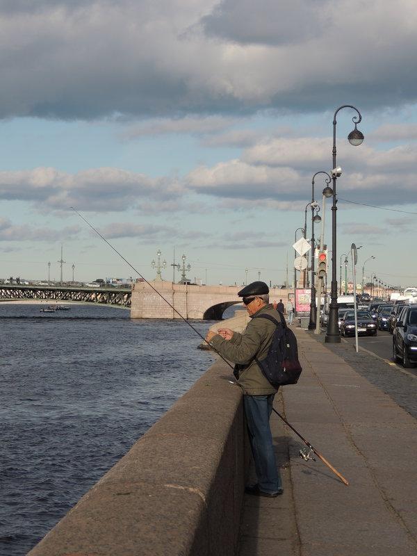 Ловись рыбка... - Евгения Чередниченко