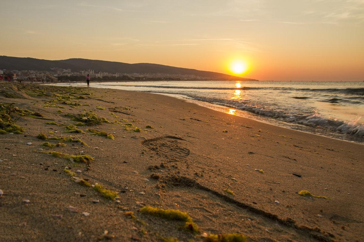 Восход на Черном море - Юля Колосова