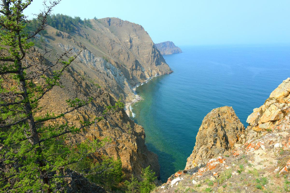 Южный берег Ольхона, Байкал - Юрий Белоусов