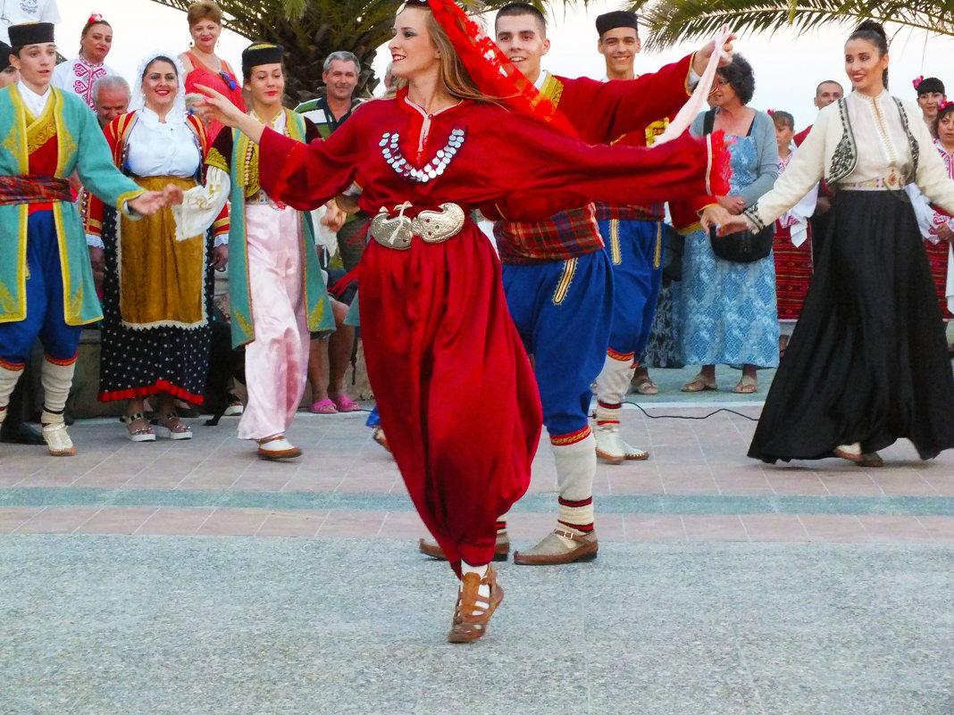 танец - Natali Kosheleva