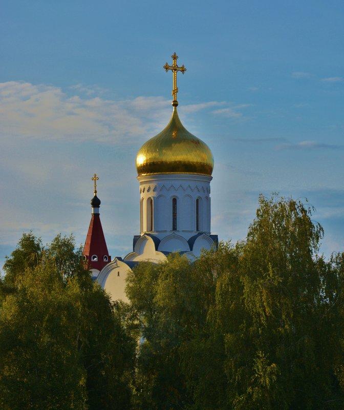 СВЯТО-ПОКРОВСКАЯ  ЦЕРКОВЬ - Валерий Руденко