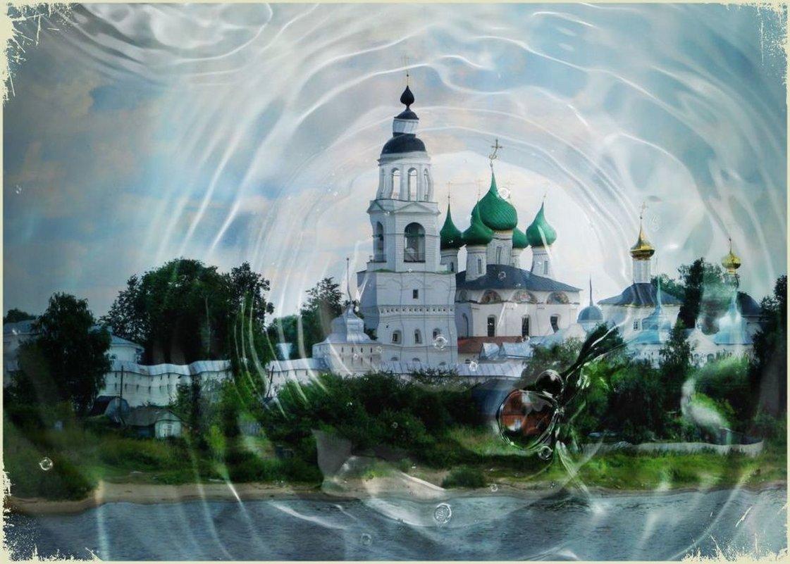 ОТРАЖЕНИЯ НЕБЕС - Анатолий Восточный