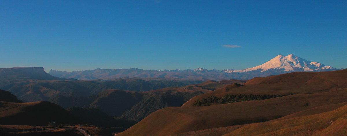 Утро в горах Кавказа - Vladimir 070549