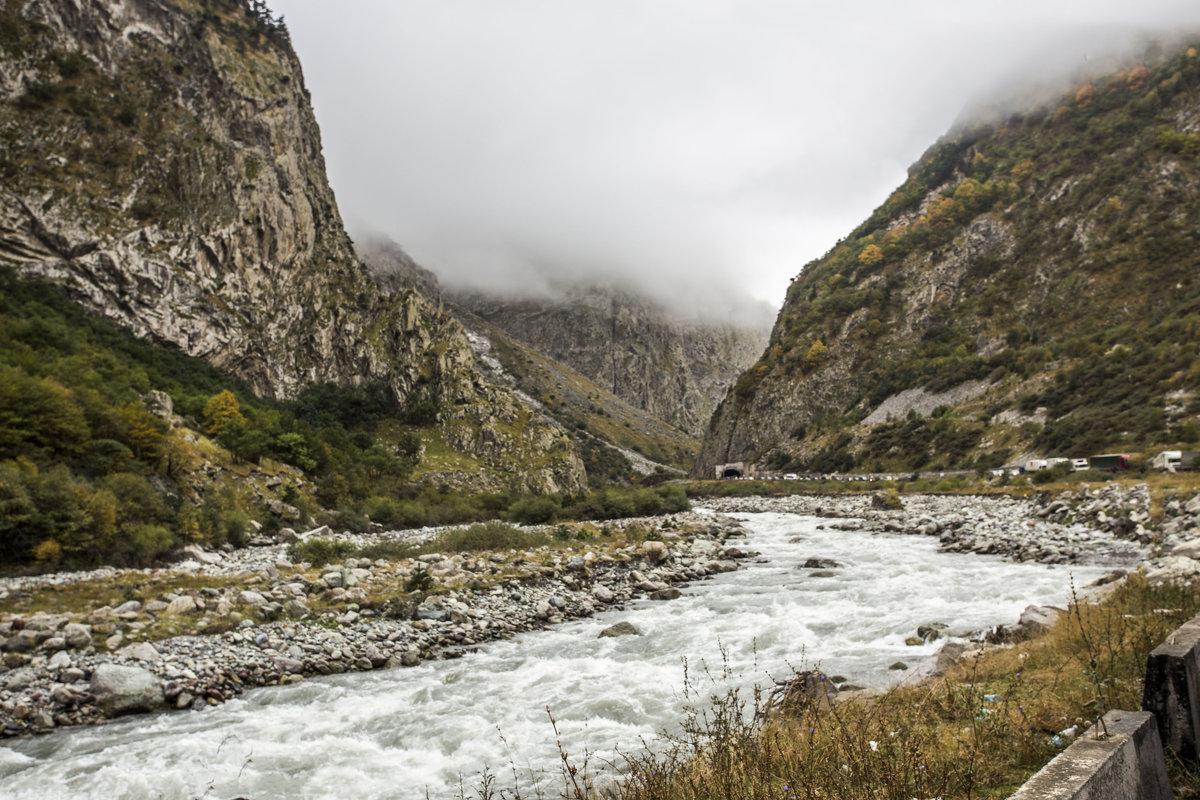 граница - верхний Ларс - Лариса Батурова
