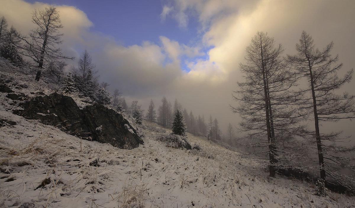 На горы взор, пусть неутомимым будет 15 - Сергей Жуков