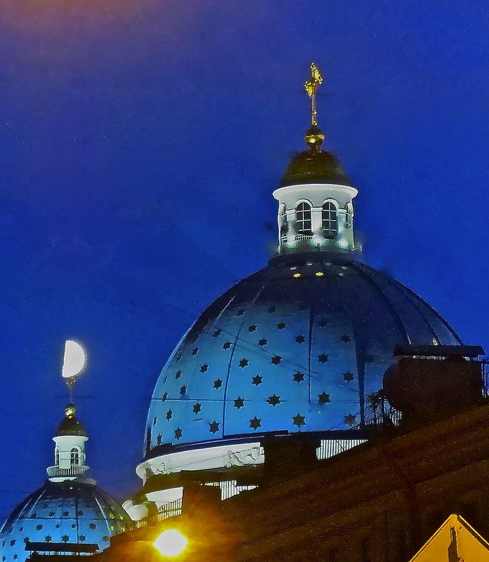 Троицкий собор с полумесяцем - Елена