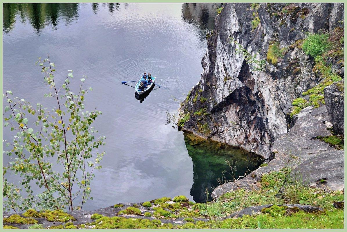 На лодке. - Vadim WadimS67