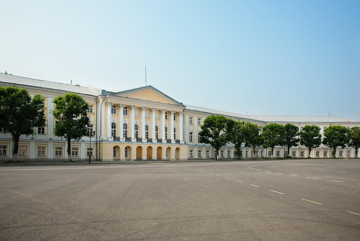 Советская площадь в Ярославле. - Лия Таракина