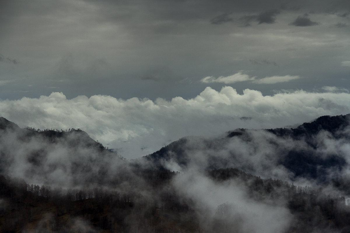 Рождение облаков - Алексей (АСкет) Степанов