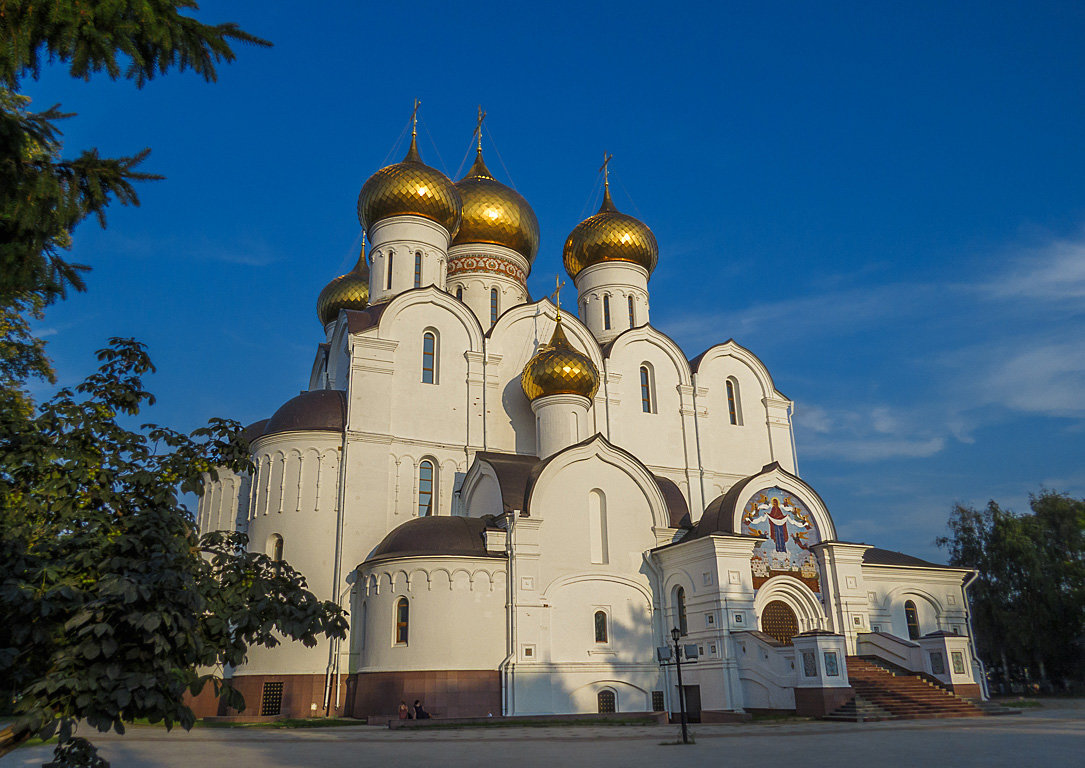 Успенский кафедральный собор - Сергей Цветков