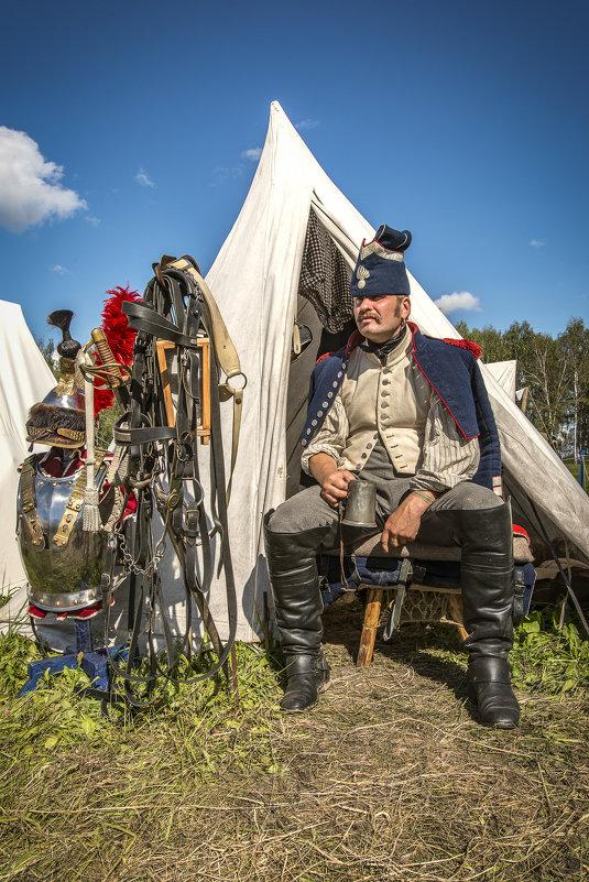 26 августа годовщина – 204 года со дня Бородинской битвы. Серия снимков посвящена этой дате. - Борис Гольдберг