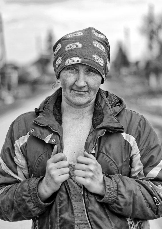 Колхозница - Дмитрий Конев