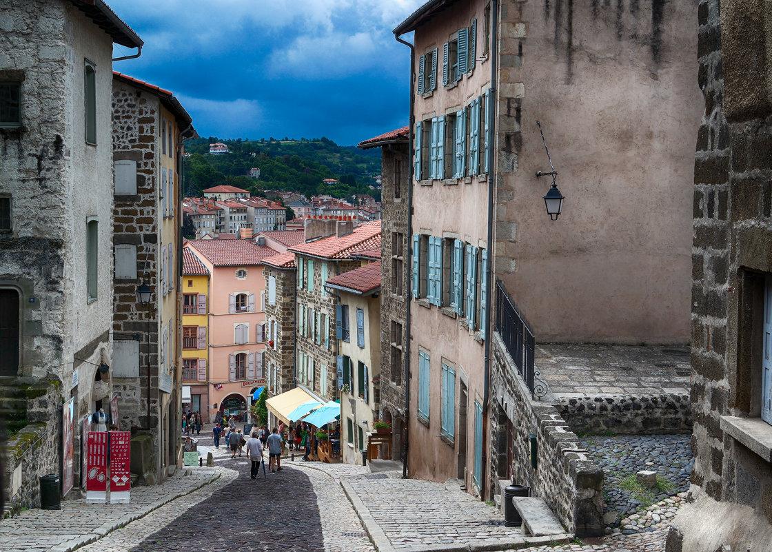 Le Puy-en-Velay.Франция. - Александр Селезнев