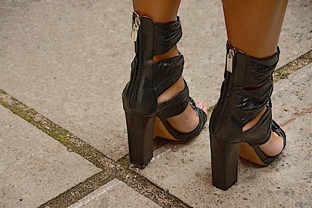 обувь старшеклассниц на 1-е сентября - Наталия П