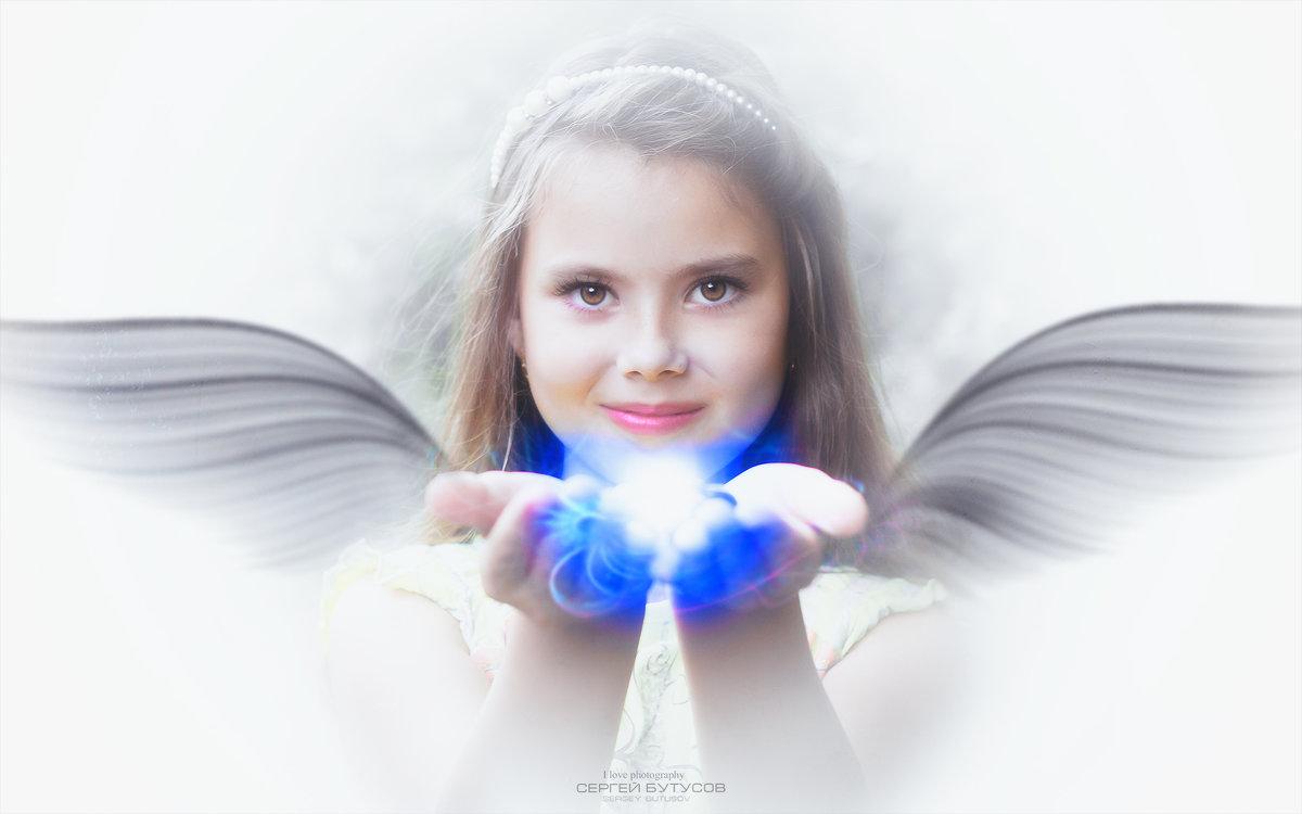 маленькая фея - Сергей Бутусов