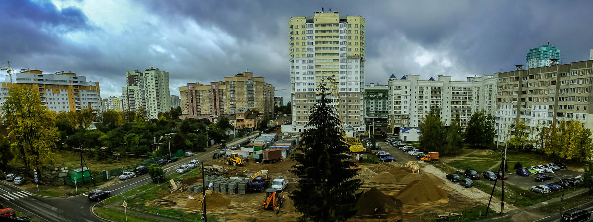 Минск строится... - Nonna
