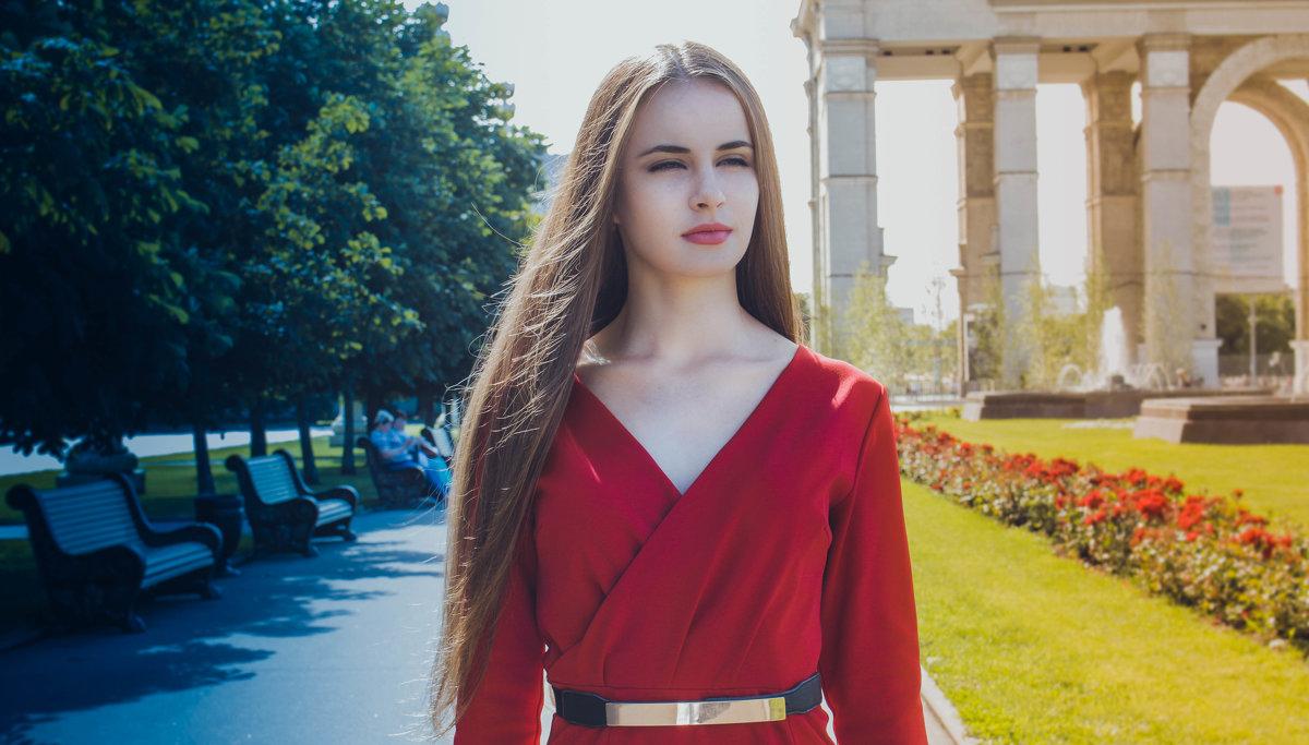 Lady in Red - Андрей Великолепный