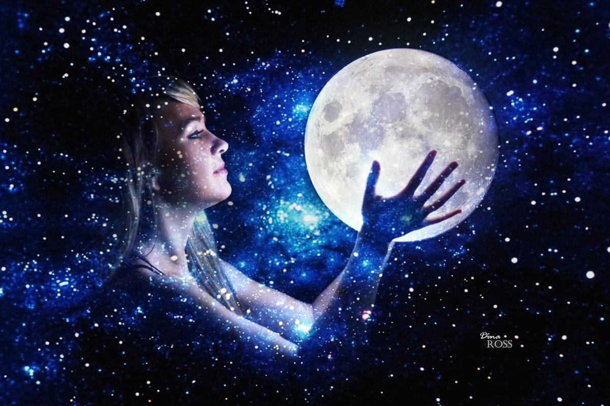 Вселенная в тебе - Dina Ross