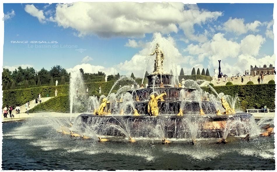 Фонтан Латона / Франция, Версаль (август 2012) - DimCo ©