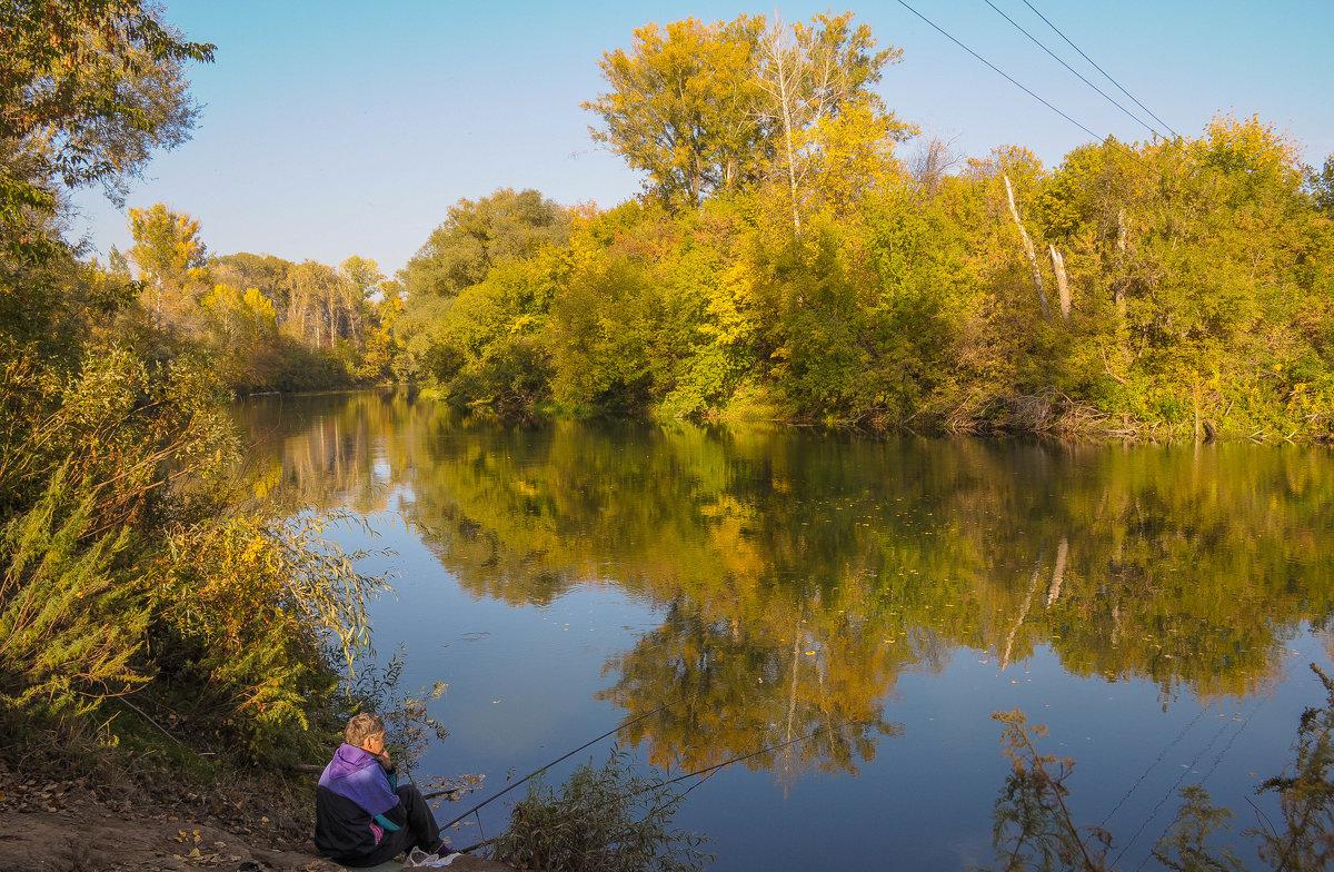 Вечерняя рыбалка на Деме - Сергей Тагиров