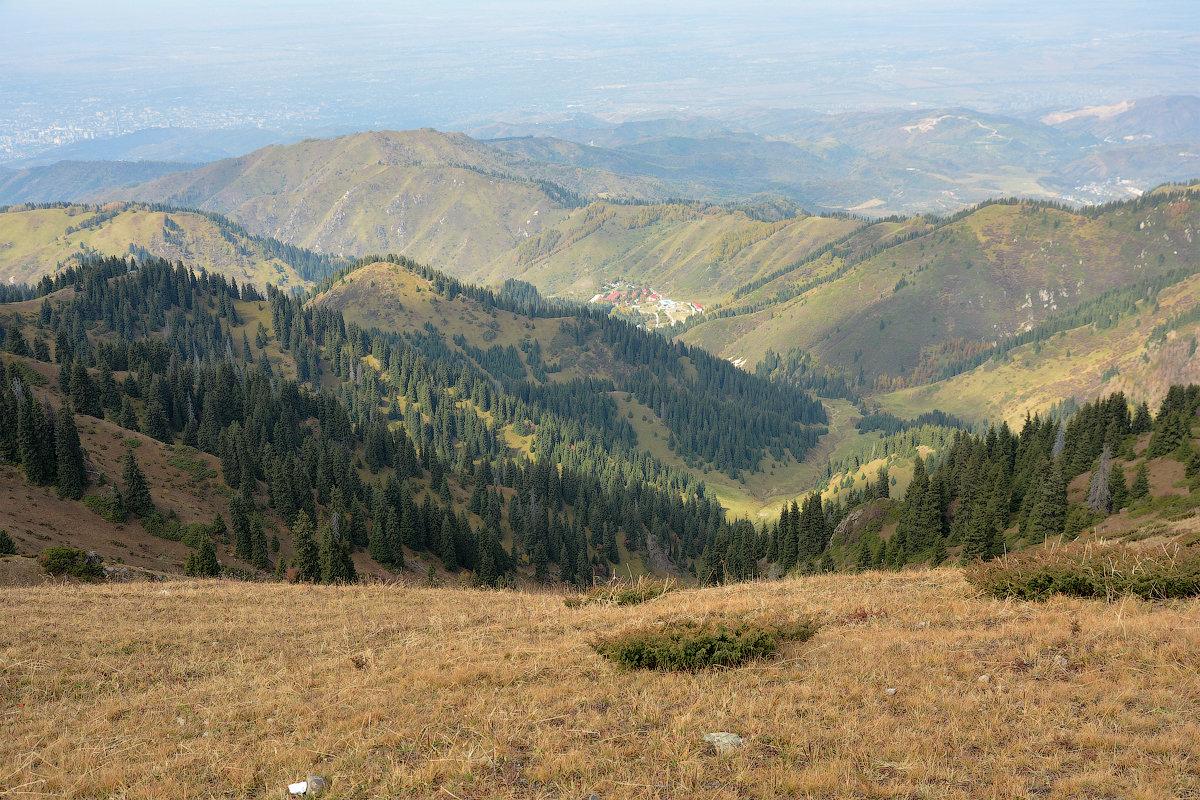 горные склоны - Горный турист Иван Иванов