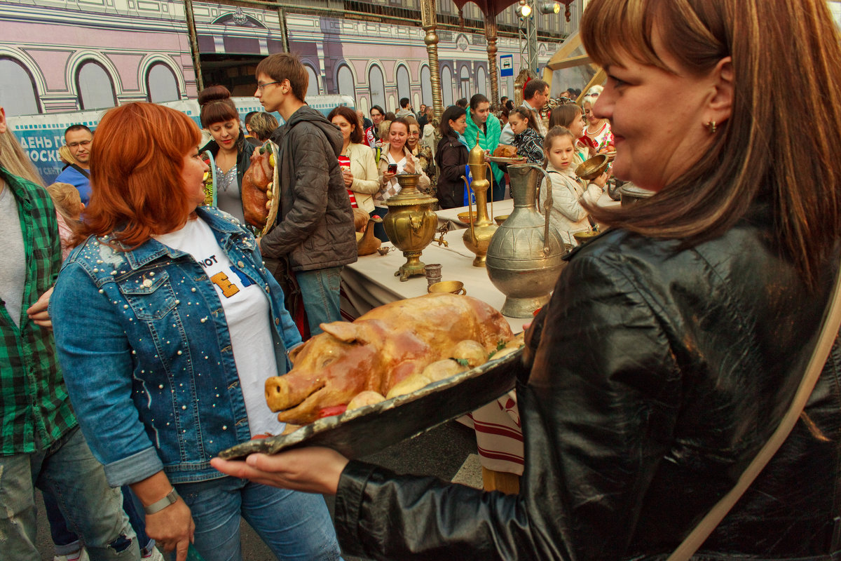 Скромные радости праздничной фотографии - G Nagaeva
